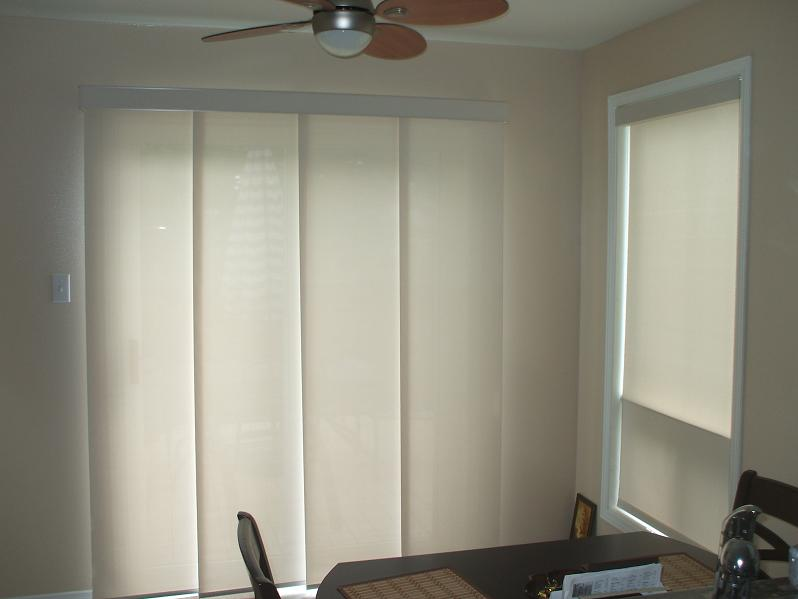 Panel track blinds for patio doors panel track blinds for Panel tracks for patio doors