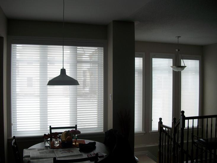 Custom Blinds Plus Ottawa Sheer Horizontal Blinds