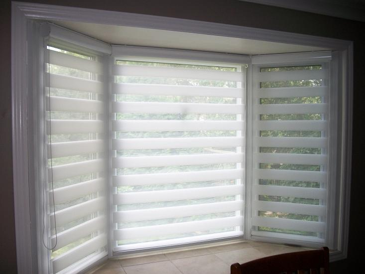 Horizontal BlindsFaux Wood Blinds Poly Faux