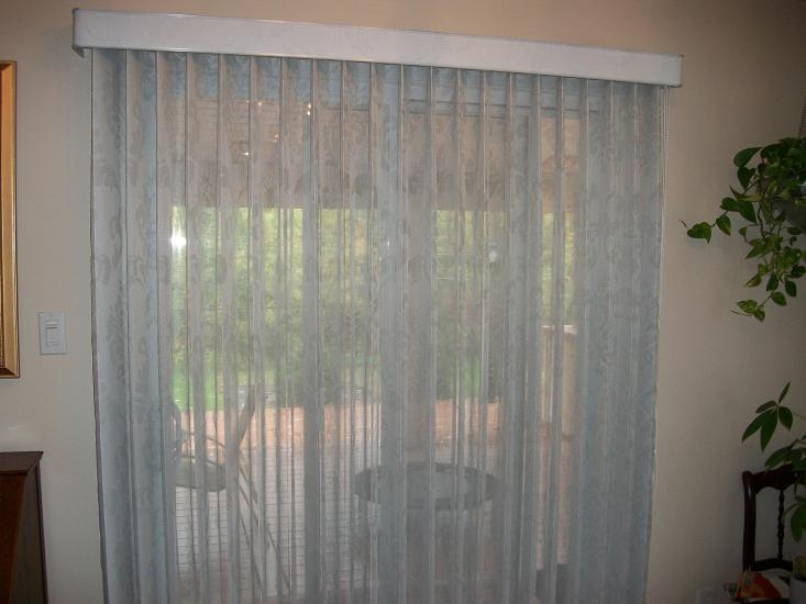 Custom Blinds Plus Ottawa Sheer Vertical Blinds